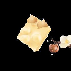 CHUNKY - chocolat blanc & noisettes entières