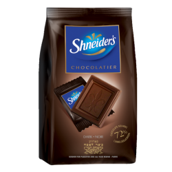 Napolitain - chocolat noir