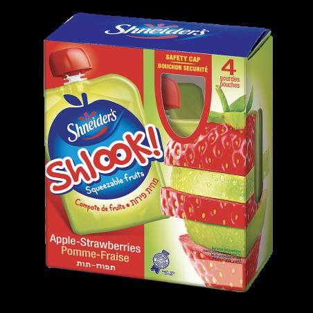 SHLOOK - pomme fraise