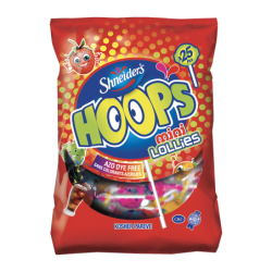HOOP'S - Mini Lollies