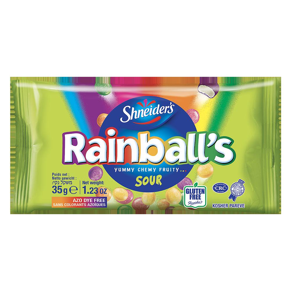 RAINBALL'S - Sour