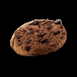 Mini Cookies Tout Chocolat