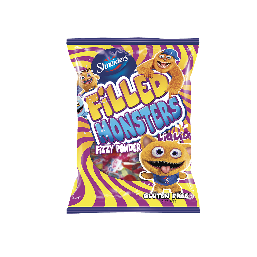 FILLED MONSTERS