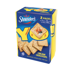 YO! Cream Crackers