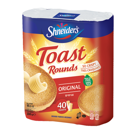 Toast Rounds - Original