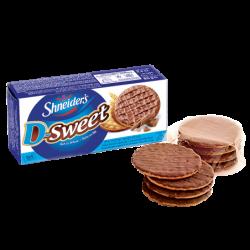 Mini D-Sweet au chocolat au lait