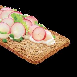 MeLBa Toast - Blé Complet