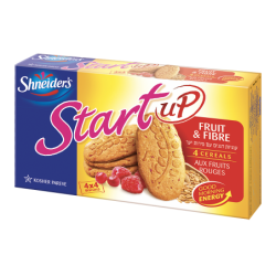 Start Up aux fruits rouges