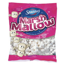 Mini Marsh Mallow - Blanc