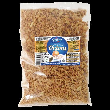 Oignons Frits - Grand Format