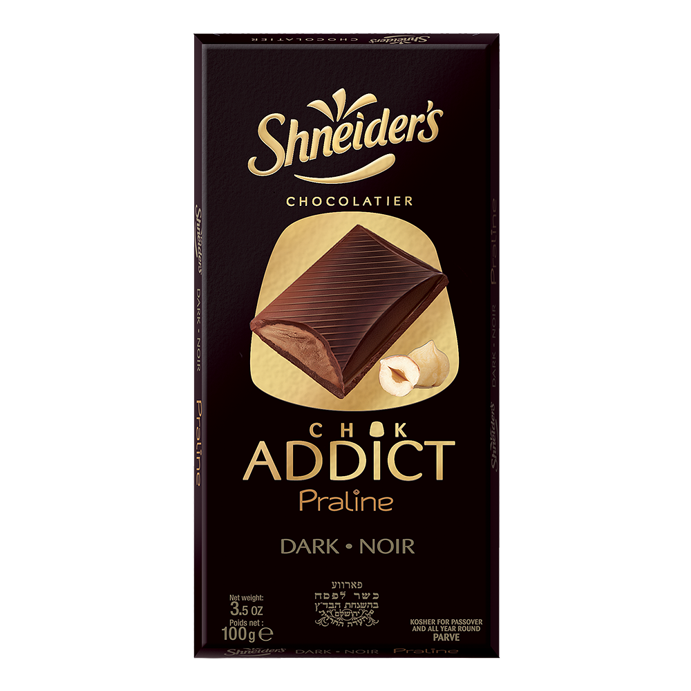 Praline - Chocolat noir