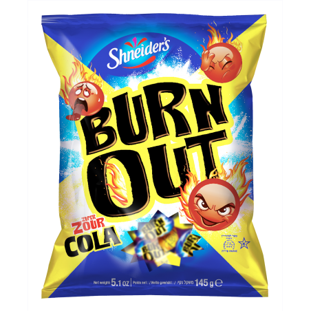 Burn Out - Cola