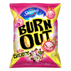 Burn Out - Cerise
