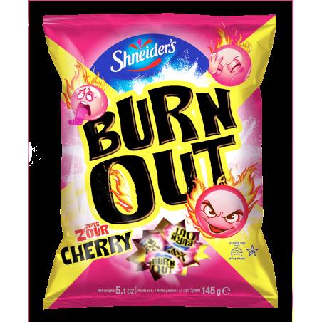 Burn Out - Cerise