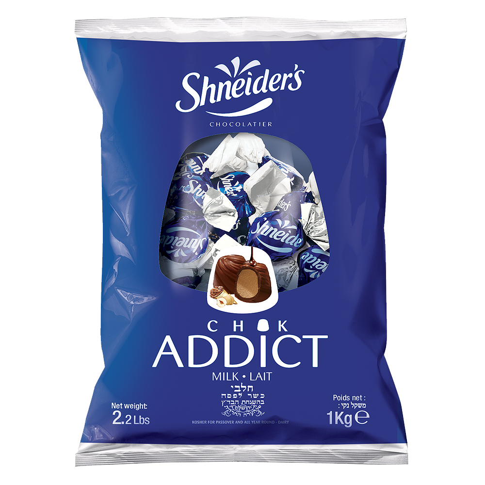 Chok Addict Praline - chocolat lait