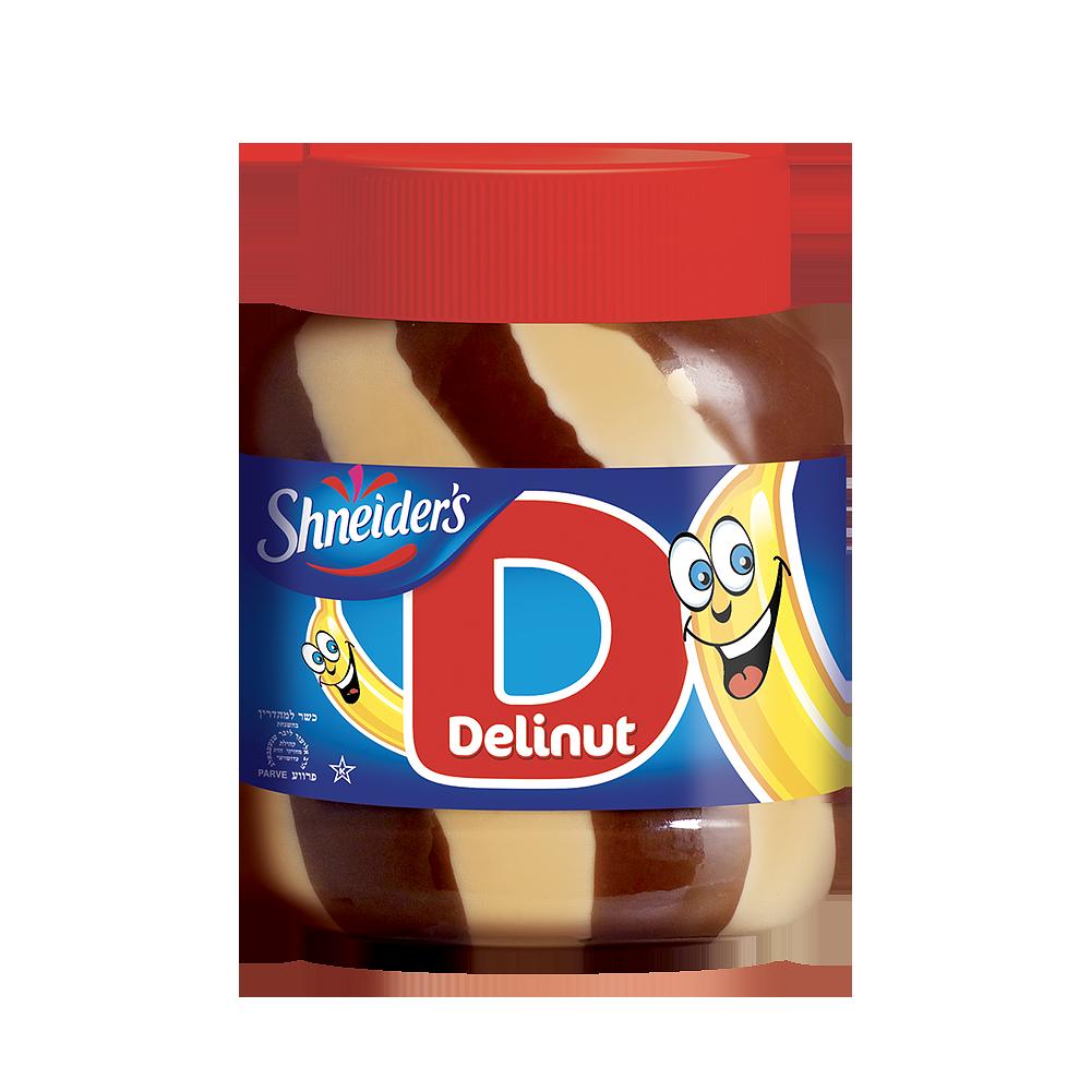 D-Delinut Banane et Chocolat