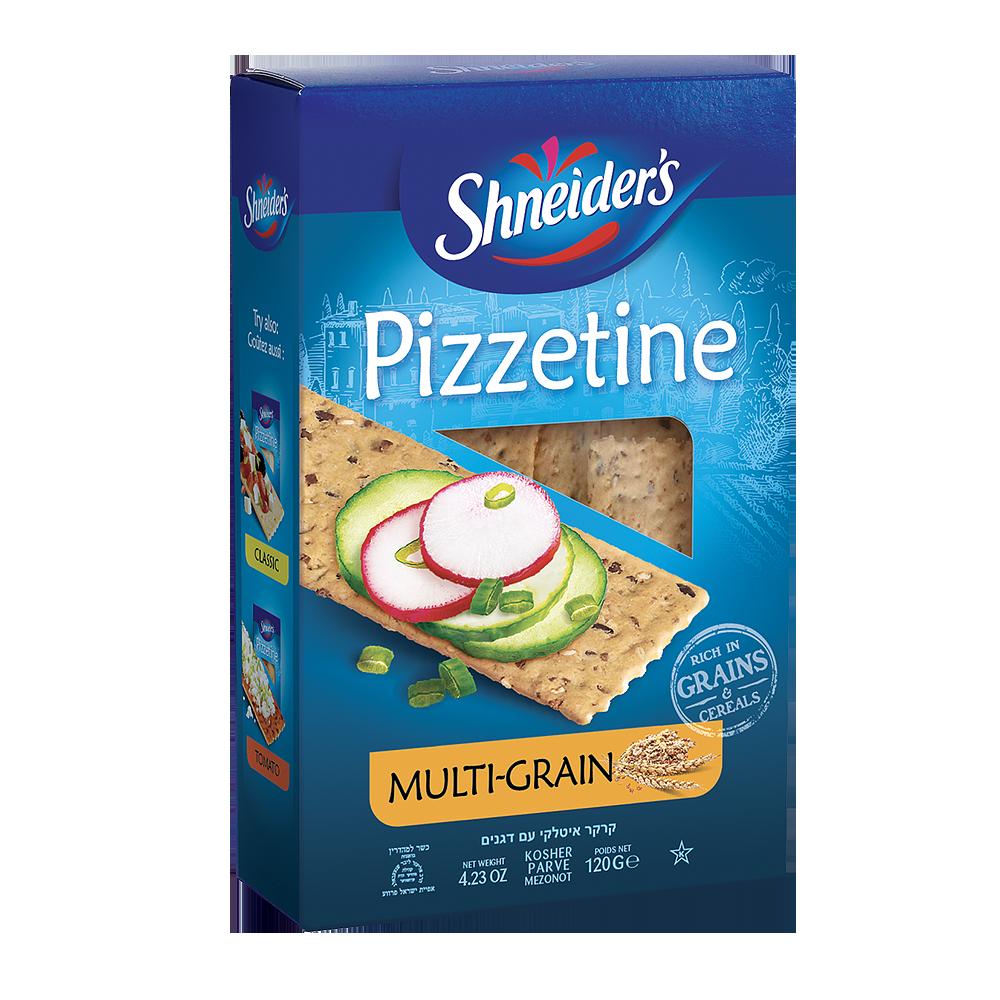 Pizzetine Multigrain