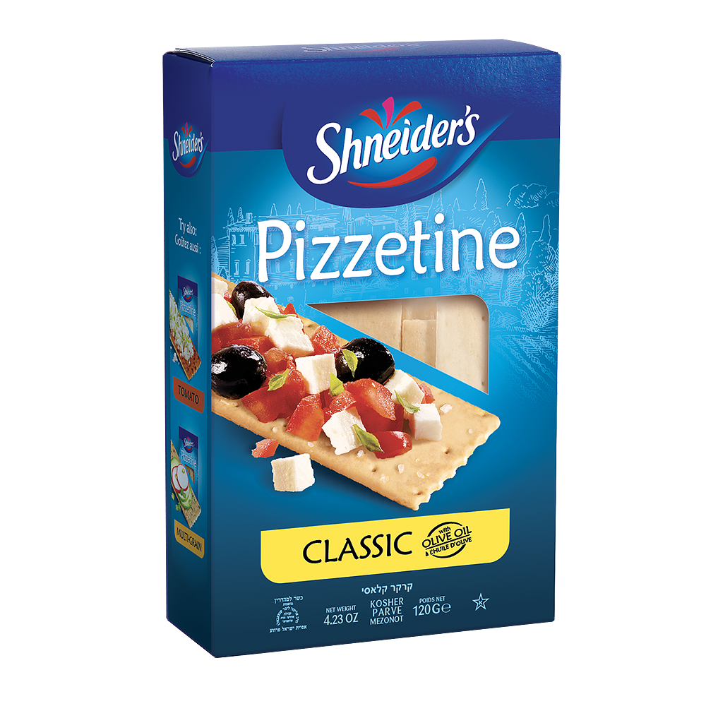 Pizzetine Original