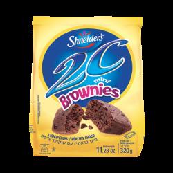 2C Mini Brownies