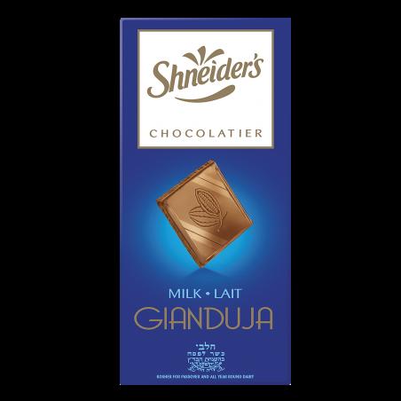 Gianduja Dégustation -  chocolat au lait